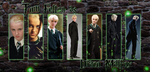Draco Malfoy by HippieSarah94