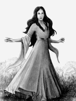 Luthien 2011 by AinuLaire