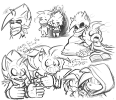 doodle by Shanzehpoo