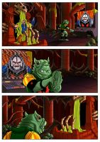 PoP/MotU - The Coming of the Towers - page 31 by SolarShine