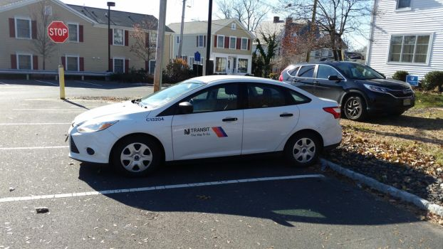 NJT Ford Focus by Confused-Man
