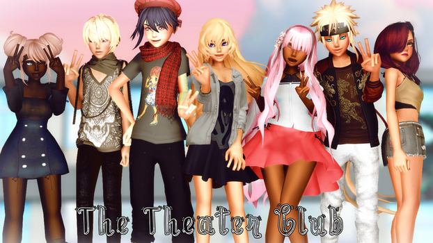 :: The Theater Club :: [SHS] by sophloulou