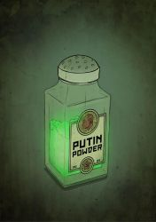 Putin Powder by jollyjack