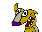 Alfred Alfer the Dog by MikeEddyAdmirer89