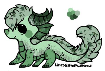 OTA :: Nature Dragon :: OPEN by Etrenelle