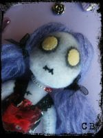 Undead Lolita Plusie by TheChgz