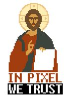 in pixel we trust by bogdanmagenta