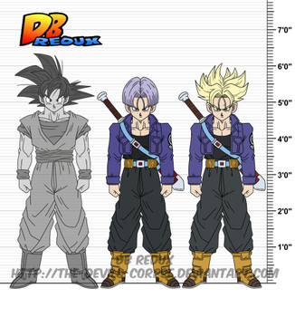 DBR Trunks (TL0) v2 by The-Devils-Corpse
