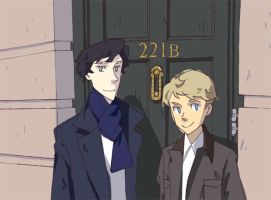 221B by BananaChan