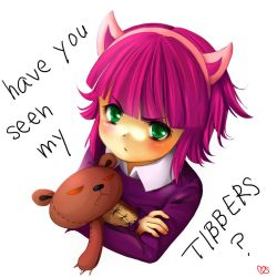 have  you seen my tibbers? by xaznminigrlx