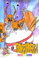 transformers 4 the rice of unicron, lol by puticron