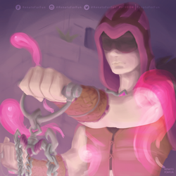 Seros Oracle Of The Abyss by RenatoForFun
