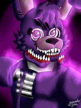 Twisted Bonnie by FNAFstic