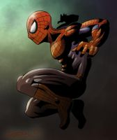 The Amazing Spierman by Pipeextile92