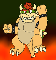 All Hail the Koopa King by JomoOval