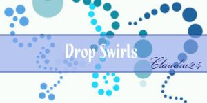Brushes - Drop Swirls by Claudia24