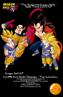 Dragon Ball GT Book 1 Capter 1 by Mr-inaf