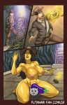 Raiders of the Lost Gender by futanari-fan-comics