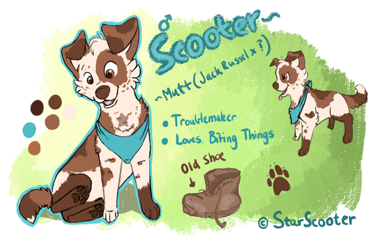 Scooter-Ref by StarScooter