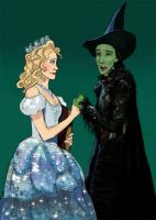 For Good by elphaba-vs-glinda