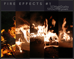 Fire Effect Pack 1 by Bill-NoMind