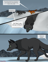 Now and Forever: Prologue Page 5 by DragonDogFilmsG
