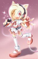 Loli Melody Notes idol outfit (Red Ver) by PixiTales
