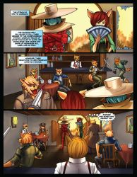 The Black Paw ROTD Page 30 by GleamingScythe