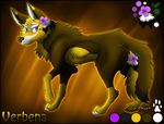 Verbena Profile by RolePlayGalPaw