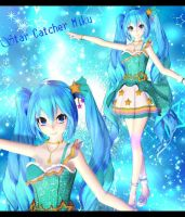 Star Catcher Miku (Download) by CristalVelveshka