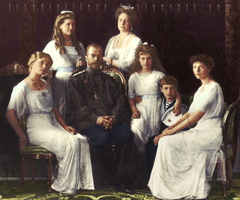 The Last Imperial Family of Russia by Livadialilacs