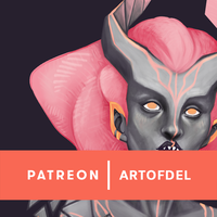 Patreon Update by delusionmaker