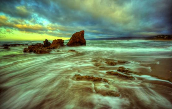 Aireys Inlet Sunrise by daniellepowell82