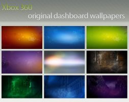 Xbox360 NXE wallpapers by DcFanRus