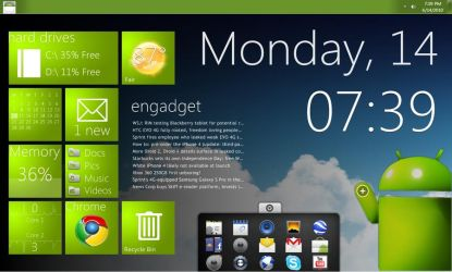 Android Desktop 2 by jumping4jc