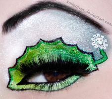 Green Day - Kerplunk Makeup by KatieAlves