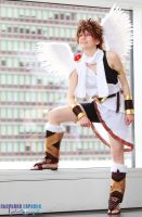 Pit: Kid Icarus - Outlook by denni-cosplay