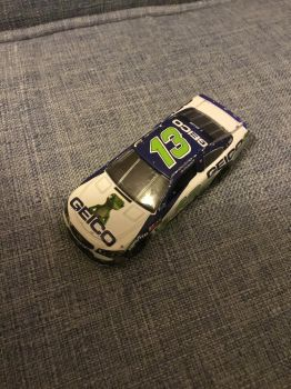 Nascar Geico Insurance car by Ajallmendinger47