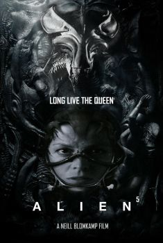 Alien 5 - Long Live The Queen by Avenuewriter