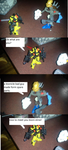 bionicle meets transformers by imyouknowwho