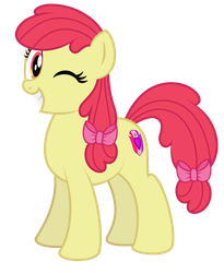 Applebloom 10 years later by AleximusPrime