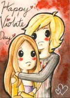 Happy Violate Day by JMCalcifer