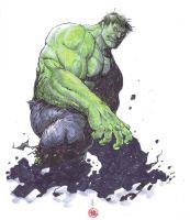 HULK RUBBLE by deemonproductions