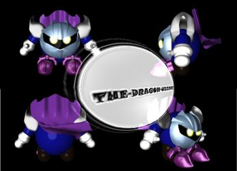 Meta Knight views by The-Dragon-User07