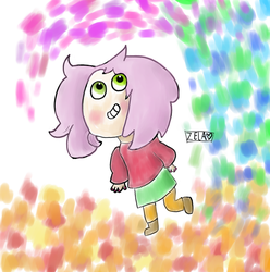 So Many Colors! by ColoredButterfly
