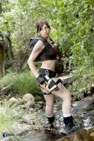lara Croft underworld by JillStyler
