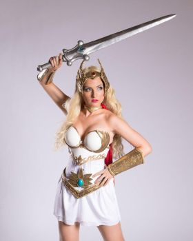 She-Ra-listic  by RyanTing