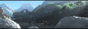 Spring Morning by jbjdesigns
