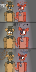 Not Again! (Ask Us Comic #99) by CJArctica