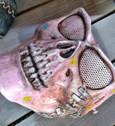 modded Airsoft mask 2 by steelgohst
